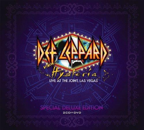 Viva! Hysteria by Def Leppard