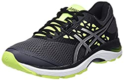 Asics Men's Gel-pulse 9 Training Shoes, Grey (Carbonsilversafety Yellow 9793), 10.5 Uk 46 Eu
