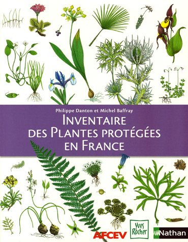 Inventaire des Plantes protégées en France