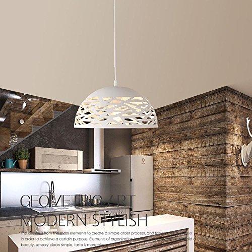 ... Pendelleuchte Modern 1 Flg Design Rund Hängeleuchte Im Hemisphärisch  Hängelampe Pendellampe Wohnzimmerlampe Esszimmerlampe Esstischlampe Decken  ...
