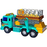 Big-Daddy Friction Powered Medium Dudy Lift Bucket Truck Perfect For Every Kids Over Powered Imagination by Big Daddy
