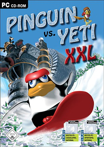 Pinguin vs Yeti XXL -