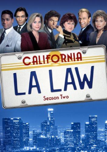 L.A. Law - Season 2 [RC 1]