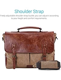House Of Sensation Casual Style Por- 643 Portable Package Bag For Men And Women Business Bag Laptop With Belt...