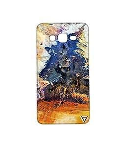Vogueshell Graffiti Design Printed Symmetry PRO Series Hard Back Case for Samsung Galaxy On7