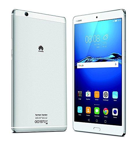 Huawei MediaPad M3 Silver WiFi (32 GB Festplatte - 5