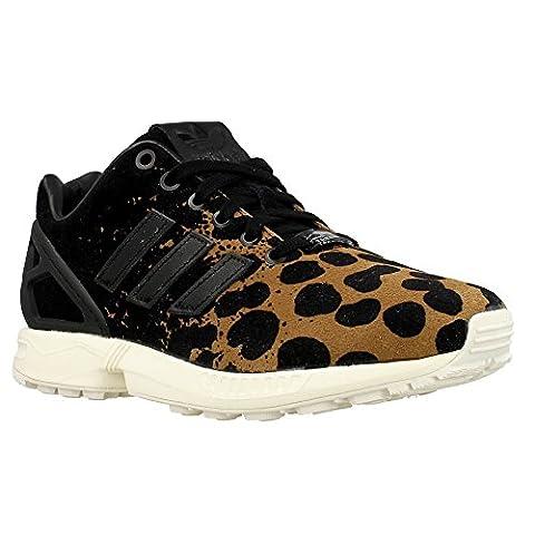 Adidas Torsion Zx Flux W - adidas Zx Flux W, Baskets Basses Femme,