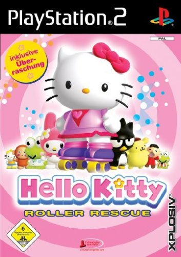 dtp entertainment AG Hello Kitty - Roller Rescue