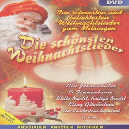 Die schönsten Weihnachtslieder, DVD