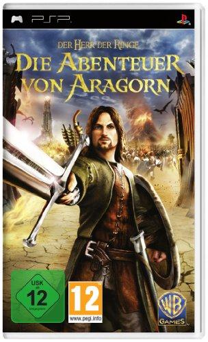 Der Herr der Ringe: Die Abenteuer von Aragorn - Psp Herren