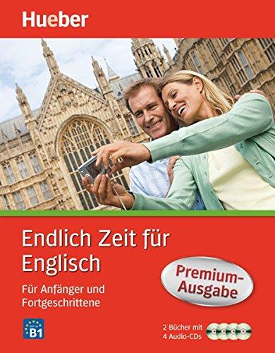 Endlich Zeit für Englisch Premium-Ausgabe: Für Anfänger und Fortgeschrittene / Paket (Endlich...