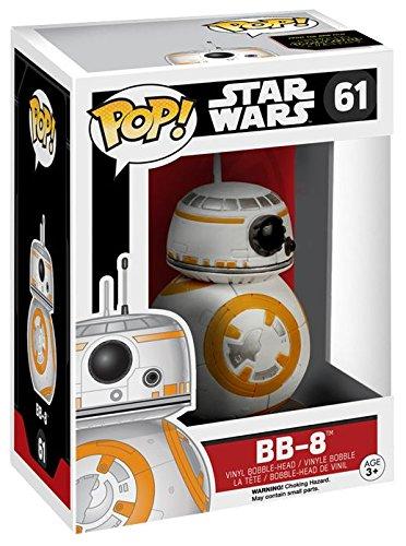 POP Star Wars The Force Awakens BB8 Bobblehead Figure