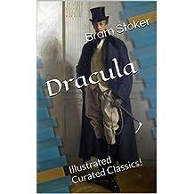 Dracula: Illustrated Curated Classics! (English Edition)