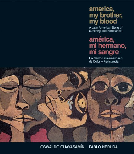America, My Brother, My Blood: A Latin American Song of Suffering and Resistance (Ocean Sur)