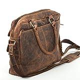 Greenburry Vintage 1830-25 Leder Businesstasche   Handtasche   Handarbeit Vergleich