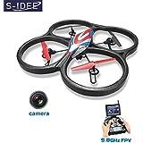 s-idee 01190 Quadrocopter FPV Live-Übertragung mit HD Kamera