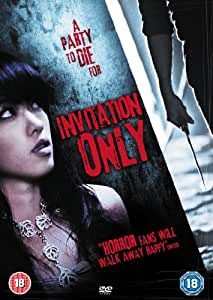 Invitation Only [DVD] [2009]