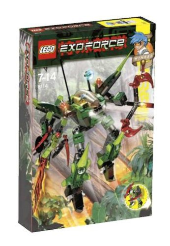 Imagen 1 de LEGO Exoforce 8114