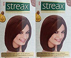 STREAX Mahogany Blonde 7.5 Hair Color (Mahogany Blonde 7.5) (Pack of 2)