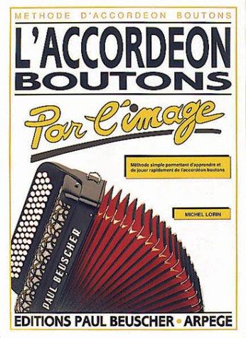 Partition : L'accordéon à boutons M. Lorin