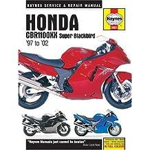 Honda CBR1100XX Super Blackbird (97-02)