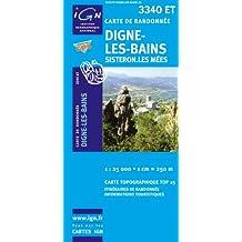 3340et Digne-les-Bains/Sisteron