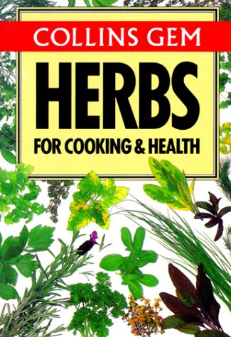 Gem Nature Guide to Herbs for Cooking and Health