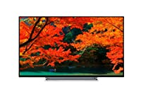 Toshiba 49U5766DB 49-Inch Ultra HD Smart LED WLAN TV with Freeview Play - Black-P