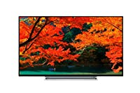 Toshiba 43U5766DB 43-Inch 4K Ultra HD Smart LED TV with Freeview Play - Silver