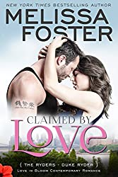 Claimed by Love (Love in Bloom: The Ryders, Book 2): Duke Ryder (English Edition)
