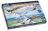 Revell Modellbausatz 05766 - Geschenkset 50 Jahre Luftwaffe Set im Maßstab 1:72