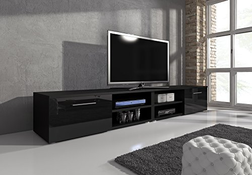 tv-mobel-lowboard-tv-element-tv-schrank-tv-stander-entertainment-vegas-korpus-schwarz-matt-fronten-s