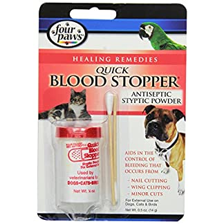 Four Paws Antiseptic Quick Blood Stopper Four Paws Antiseptic Quick Blood Stopper 51T4WEybTvL