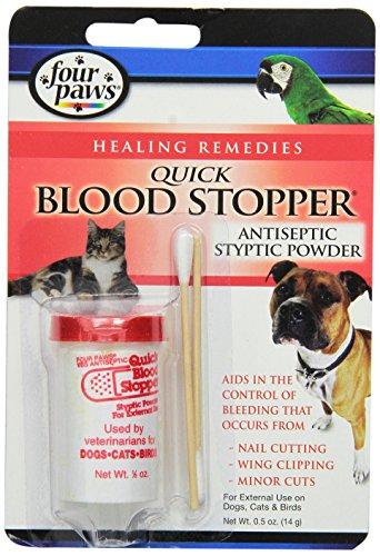 Artikelbild: Interpet 350120 Four Paws - antiseptischer, schneller Blutungsstiller