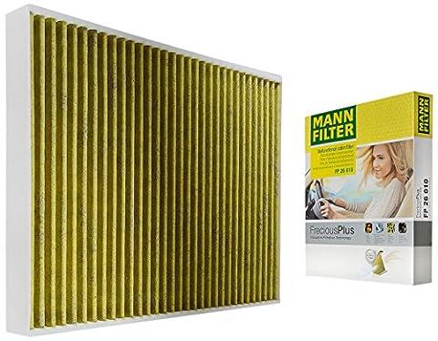 Mann Filter FP 26 010 Frecious Plus Cabin Air Filter
