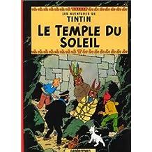 Les Aventures de Tintin. Le temple du soleil (Les Adventures De Tintin)