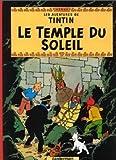 les aventures de tintin tome 14 le temple du soleil mini album