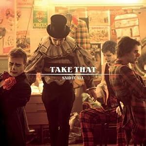 Take That - Said It All (CD1 Single)