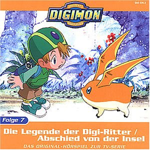 Digimon - Folge 7: Die Legende der Digi-Ritter