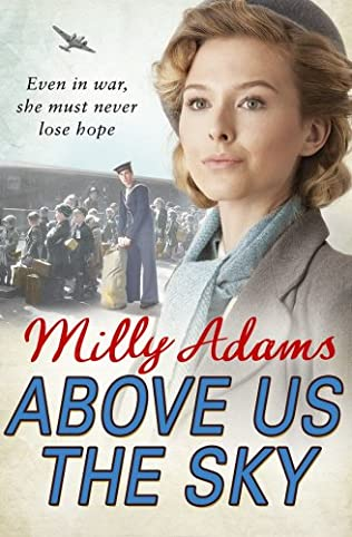 book cover of Above Us the Sky