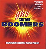 GHS Boomers 12-String Electric Guitar SetsLight 10-46