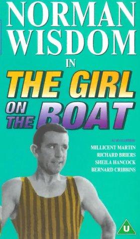 Bild von The Girl on the Boat [VHS] [UK Import]