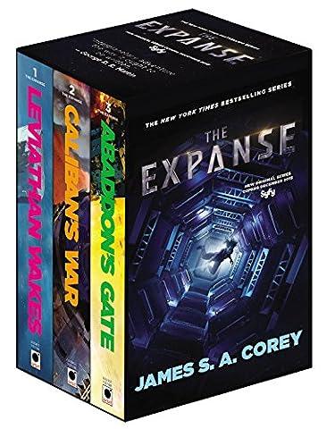 The Expanse Boxed Set: Leviathan Wakes, Caliban's War and Abaddon's