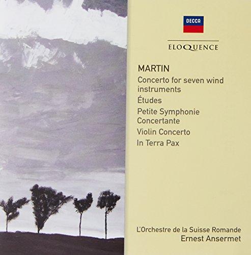 Martin: Orchestral Works [Import belge]