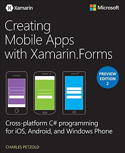 Descargar Torrents En Castellano Creating Mobile Apps with Xamarin.Forms Preview Edition 2 (Developer Reference) Archivo PDF A PDF