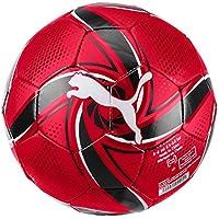 PUMA ACM Future Flare Mini Ball, Pallone da Calcio Unisex Adulto, Tango Red Black