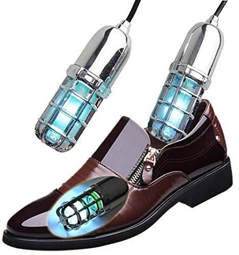 Dpliu Secador Zapatos Ultravioleta UV Los desinfectantes