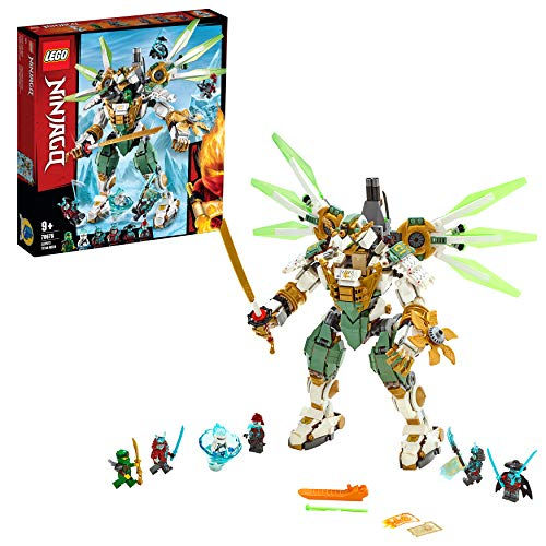 LegoNinjago70676 Lloyds Titan-Mech, - Lego Ninjago Mech Donner