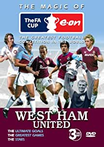 West Ham United - The Magic Of The FA Cup [DVD]