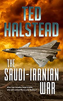 Book cover image for The Saudi-Iranian War